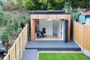 garden office Susses
